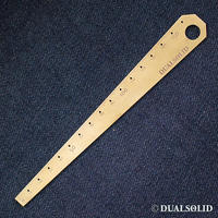 Brass Ruler 150mm