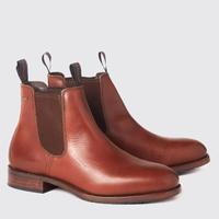 Kerrry Men's Sidegore Boots Chestnut/ ケリー メンズサイドゴアブーツチェストナッツ(3986-95)