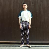 goto asato  Happiness T-shirt  〔HP-TS01G〕 (Navy Grad)