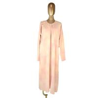 goto asato  Select Lightning Maxi Dress   〔LT-DR02Z〕 (07:スキントーン ぼかしに扇柄)
