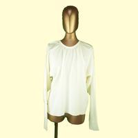 goto asato  Classic Maxi T-shirt〔GA-TS02P〕 (B:White)
