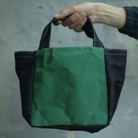 【二重人格バッグ!】ロールザダイスバッグ-デニム/デライトグリーン/アシュリーピンク-