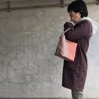 【使いやすいの声続々!】コヴェントリーバッグS -ピンク/アシュリーピンク-