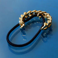 〈DE-CG33〉chain  hair cuff