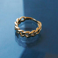 〈DE-AR109〉small chain ring