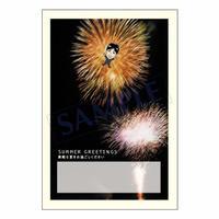 メッセージカード/季節の便り/07-0227(似顔絵ver)/1セット(10枚)