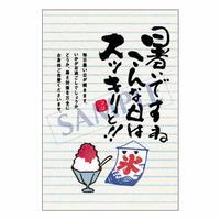 メッセージカード/季節の便り/13-0620/1セット(10枚)