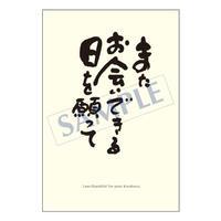 メッセージカード  出会い 感謝 お祝い ご挨拶 04-0068 1セット(10枚)