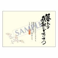 メッセージカード 年末便り 11-0556 1セット(10枚)