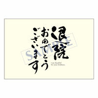 メッセージカード  出会い 感謝 お祝い ご挨拶 04-0074  1セット(10枚)