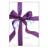 メッセージカード バースデー 08-0351 1セット(10枚)