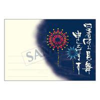 メッセージカード/季節の便り/14-0723/1セット(10枚)