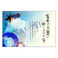メッセージカード/季節の便り/19-0875/1セット(10枚)