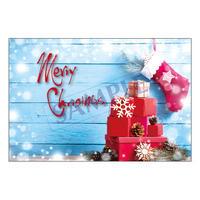 メッセージカード クリスマス 17-0812 1セット(10枚)