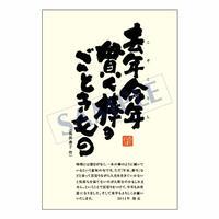 メッセージカード 年末便り 08-0322 1セット(10枚)
