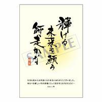 メッセージカード 年末便り 09-0397 1セット(10枚)