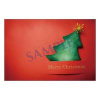 メッセージカード クリスマス 17-0813 1セット(10枚)
