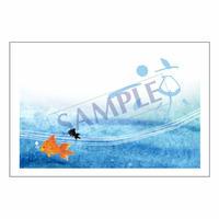 メッセージカード/季節の便り/14-0714/1セット(10枚)