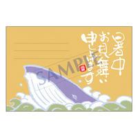 メッセージカード/季節の便り/15-0756/1セット(10枚)