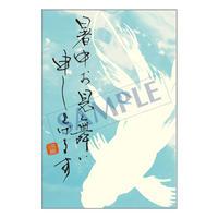 メッセージカード/季節の便り/14-0728/1セット(10枚)