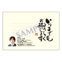 メッセージカード/プロフィール/ご挨拶状/20-0907/1セット(10枚)