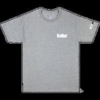 """BELIEF"" WORLD TRADE CHAMPION™ TEE (HEATHER GREY)"