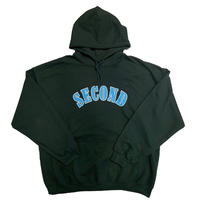 """FLASH"" SECOND Hoodie (Green)"
