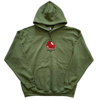 """FLASH"" 7th Anniversary Hoody (Green)"