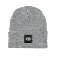 K'rooklyn × 上岡 拓也 Collaboration Knit Cap (Gray)