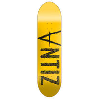 """ANTIZ"" Team Board Logo Series Script Yellow"