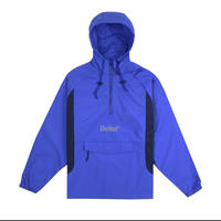 """Belief"" Sport Logo Anorak - Royal"