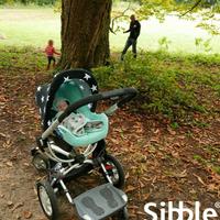 Sibble Maxi-cosi専用 日よけカバーBlackStar