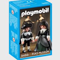 オランダ限定Playmobil Marten &Oopje