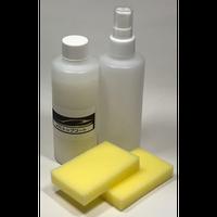 水垢、汚れ抑止、紫外線カット!超万能コーティング!KTCトップコート(カルナバロウ配合マルチコーティング:濃縮タイプ) 希釈用スプレーボトル 塗り込みスポンジ  施工説明書付き