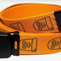 DWS目出し帽ベルト(Orange)