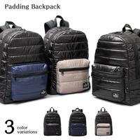 Padding Back Pack(縦39cmx横28.5cmxマチ13.5cm)
