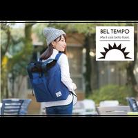 [BELTEMPO]大容量 3wayバッグ (トート・ショルダー・リュック)