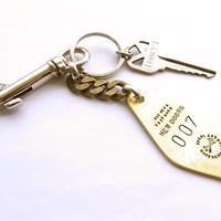 DYANI ANSWER KEY CHAIN 007 / Short Ver. American Vintage key +