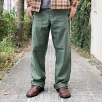 4POCKET FATIGUE PANTS LEG32 1101 / GUNG HO