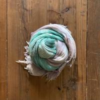 roots shawl BIG CB-1 /  tamaki niime