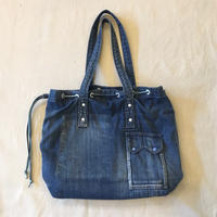 TOTE BAG DENIM  / Porter Classic