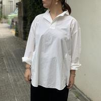 定番プルオーバー型ビッグシャツ 2LS-65 / LOLO(LOLO LIKE)