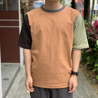 Stretch T-Shirt (Ground Multi) / Jackman
