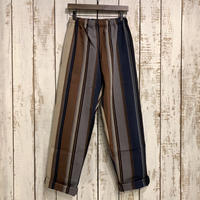 CHEFS TROUSERS (The Stripes Company) HF20AW01ST / HOLD FAST