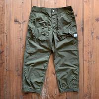 Digs Crew Pants 4/5 (Nylon Ripstop) SF-201671 / SASSAFRAS