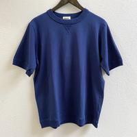 Rib T-Shirt (Lake Navy) / Jackman
