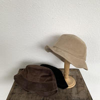 LEATHER BUCKET RC2021004 / RIDGEWOOD CAPS