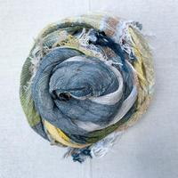 roots shawl MIDDLE ③ / tamaki niime