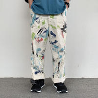 SUMMER WIDE FATIGUE PANTS / orSlow