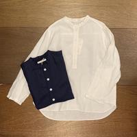 リネン ファーマーシャツ 7211T-007 / NATURAL LAUNDRY
